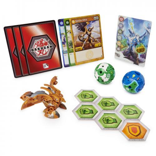 Bakugan s2 pachet de start howlkor fangzor si sairus ultra - Jocuri pentru copii - Jocuri societate