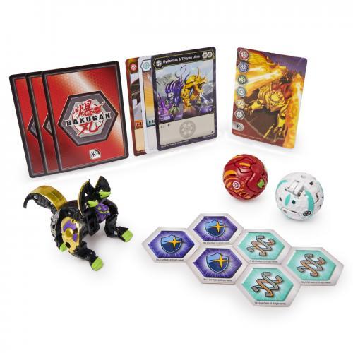 Bakugan s2 pachet de start hydorous trhyno ultra - Jocuri pentru copii - Jocuri societate