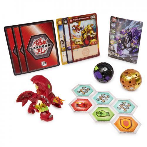 Bakugan s2 pachet de start pegatrix goreene ultra - Jocuri pentru copii - Jocuri societate