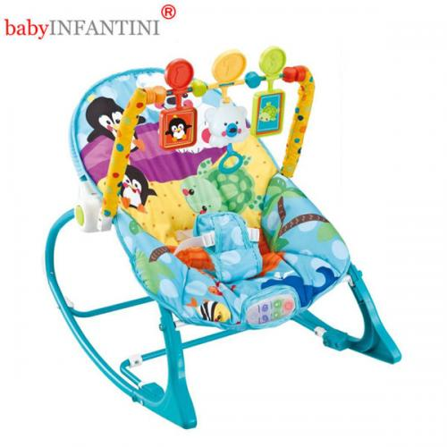 Balansoar 2 in 1 Bear - Camera bebelusului - Leagane si balansoare