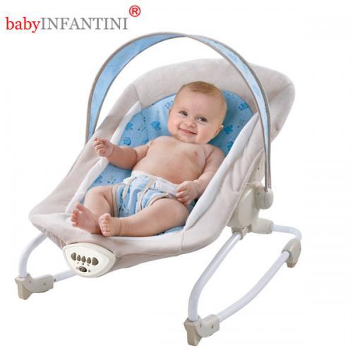 Balansoar 2 In 1 Sky Blue - Camera bebelusului - Leagane si balansoare