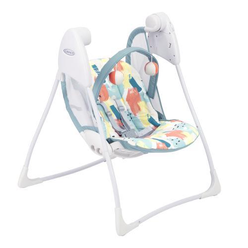 Balansoar Graco Baby Delight Paintbox - Camera bebelusului - Leagane si balansoare