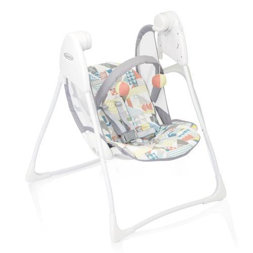 Balansoar Graco Baby Delight Patchwork - Camera bebelusului - Leagane si balansoare