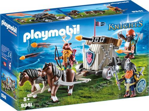 Balista Cavalerilor Pitici - Jucarii Playmobil -