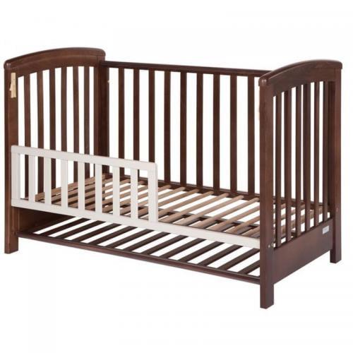 Bariera protectie pat pentru patutul Dreamy Plus alb - Camera bebelusului - Patut copii