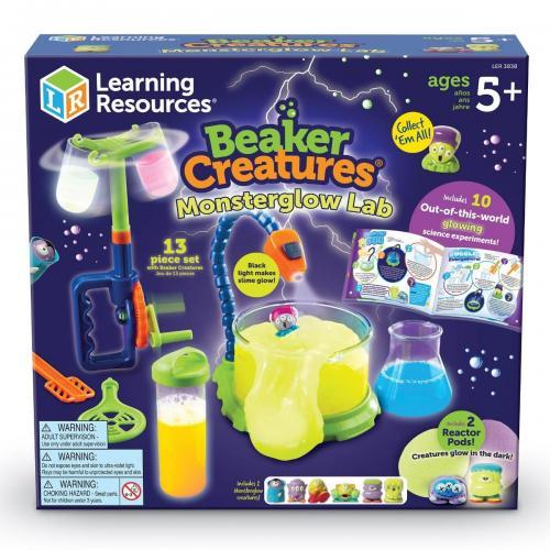 Beaker Creatures - Monstruletii din laborator - Jucarii copilasi - Jucarii educative bebe