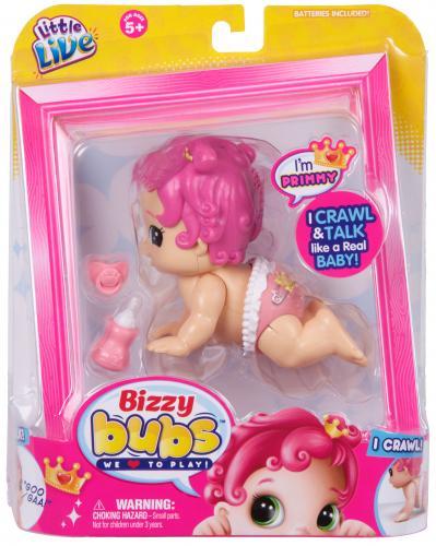Bebelusi Little Live Babies cu functii PRIMMY - Papusi ieftine -