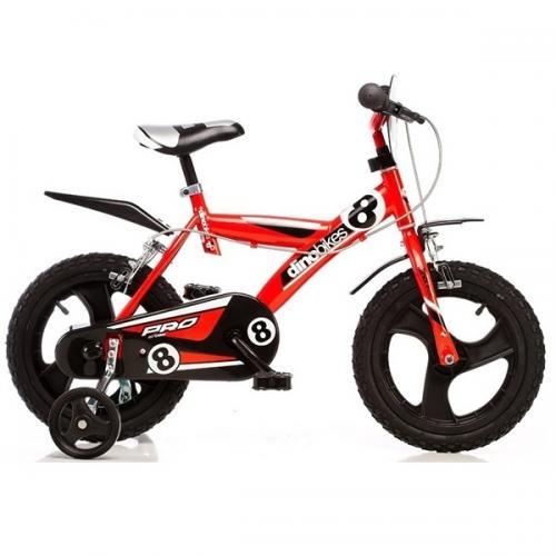 Bicicleta 163 Gln - Dino Bikes - Plimbare bebe - Bicicleta copii