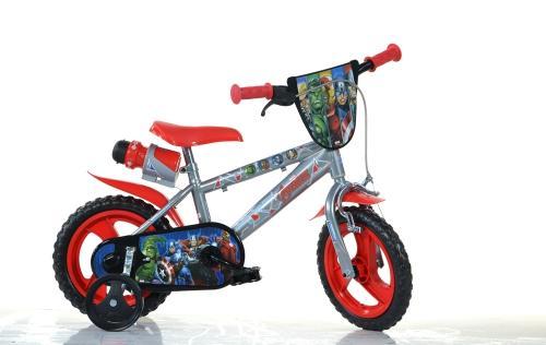 Bicicleta Avengers 12 - Dino Bikes-412av - Plimbare bebe - Bicicleta copii