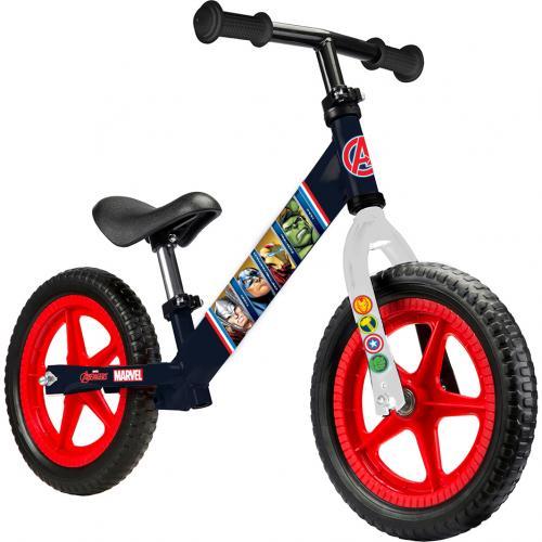 Bicicleta fara pedale 12 Avengers Seven SV9943 - Plimbare bebe - Bicicleta copii