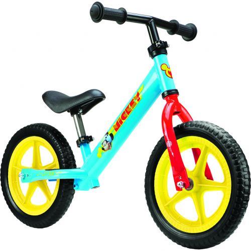 Bicicleta fara pedale 12 Mickey Seven SV9902 - Plimbare bebe - Bicicleta copii