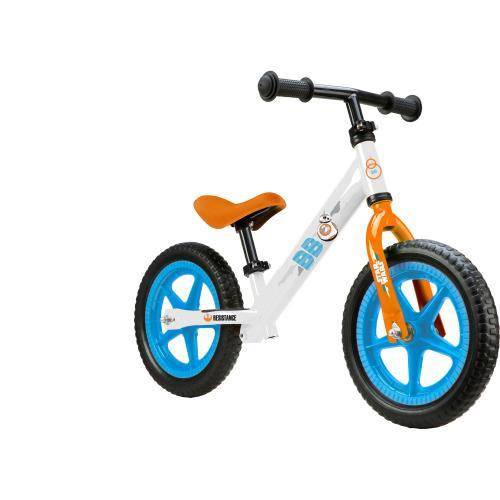 Bicicleta fara pedale 12 Star Wars Seven SV9905 - Plimbare bebe - Bicicleta copii