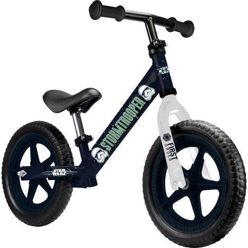 Bicicleta fara pedale 12 Star Wars Stormtrooper Seven SV9912 - Plimbare bebe - Bicicleta copii