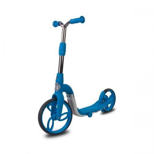 Bicicleta fara pedale/trotineta sun baby 007 evo 360 pro blue - Plimbare bebe - Trotineta