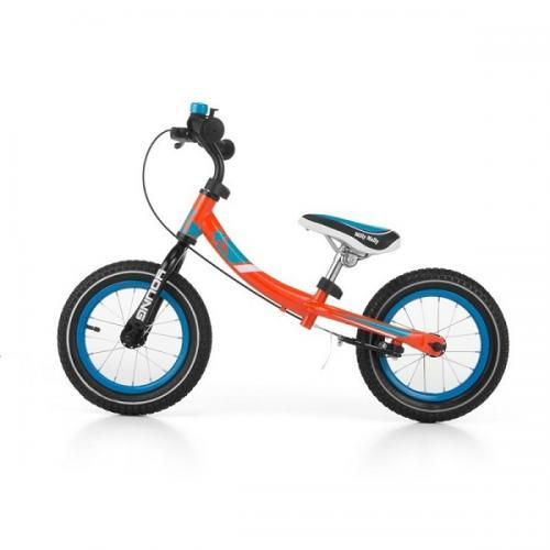 Bicicleta Transformabila 2 In 1 - Young Orange - Plimbare bebe - Bicicleta copii