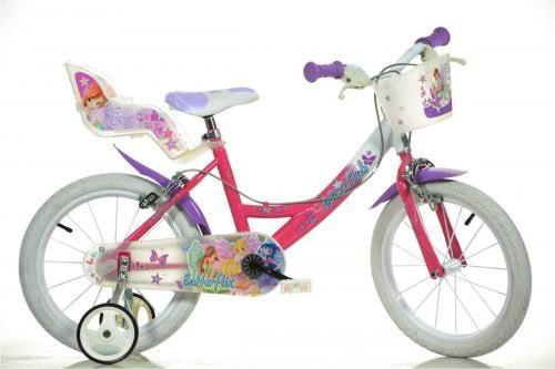 Bicicleta Winx 164r Wx7 - Plimbare bebe - Bicicleta copii