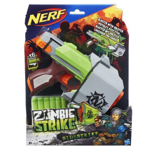 Blaster zombie sidestrike - Jucarii copilasi - Pusti si pistoale