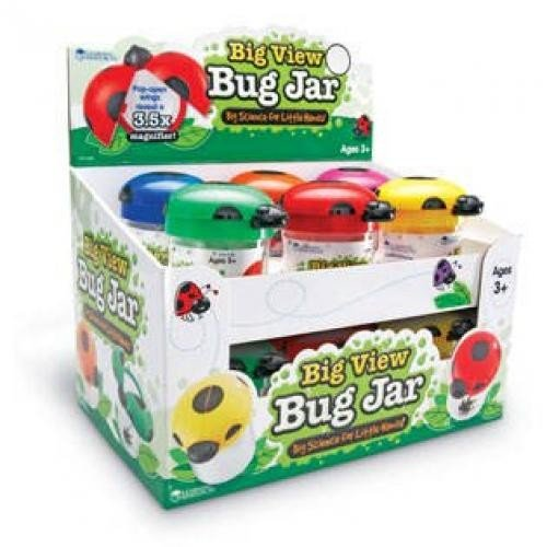 Borcan pentru observarea insectelor - Jucarii copilasi - Jucarii educative bebe