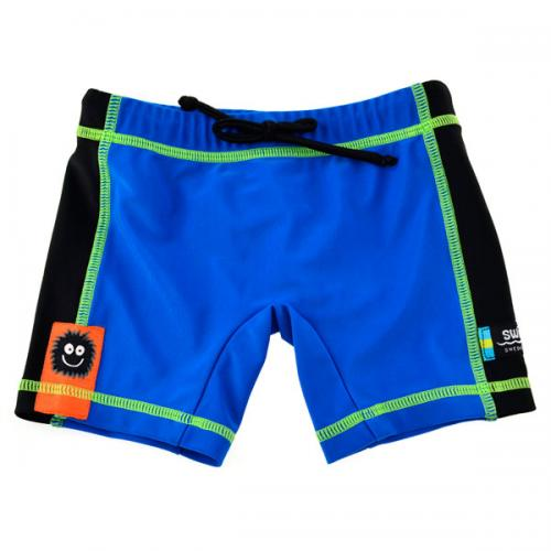 Boxer blue black marime XL Swimpy - Plimbare bebe -
