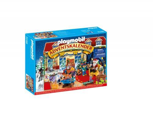 Calendar Craciun - Magazin Jucarii - Jucarii Playmobil -