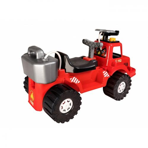 Camion de pompieri marmat cu stropitor - Jucarii copilasi - Avioane jucarie