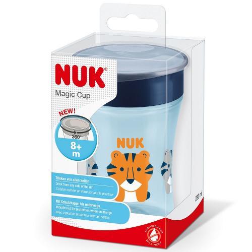 Cana Magic Nuk Evolution Albastra - Hrana bebelusi - Accesorii alimentare