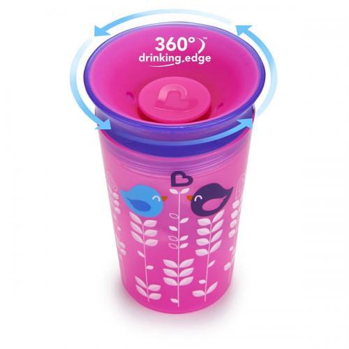 Cana Miracle Deco 6L+ Pink Bird - Hrana bebelusi - Accesorii alimentare