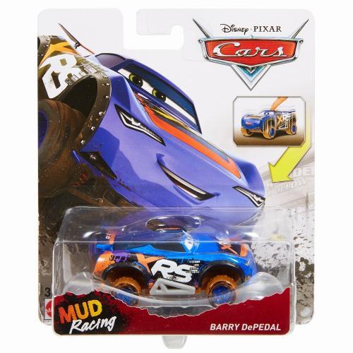 Cars xrs mud personaje principale barry depedal - Jucarii copilasi - Avioane jucarie