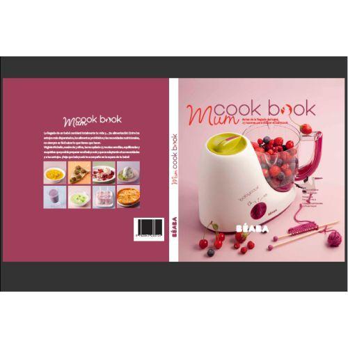 Carte de bucate Mum Cook - Engleza - Articole pentru mamici -