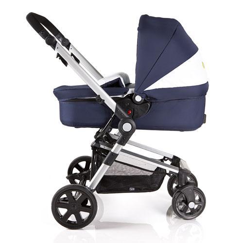 Carucior 3 In 1 Kraft 6 Marina - Carucior bebe - Carucioare 3 in 1