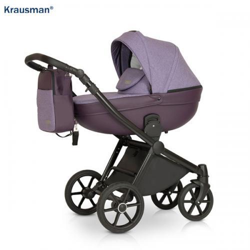 Carucior 3 in 1 Prime Mirage Purple - Carucior bebe - Carucioare 3 in 1