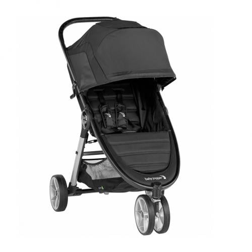 Carucior Baby Jogger City Mini 2 Jet - Carucior bebe - Carucioare cu 3 roti