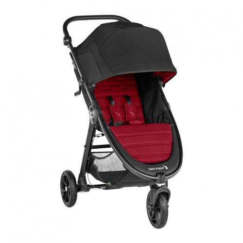 Carucior Baby Jogger City Mini GT2 Ember - Carucior bebe - Carucioare cu 3 roti