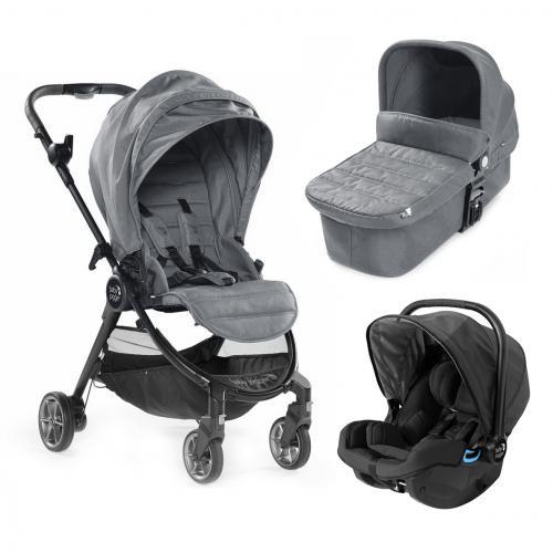 Carucior City Tour Lux Slate sistem 3 in 1 - Carucior bebe - Carucioare 3 in 1