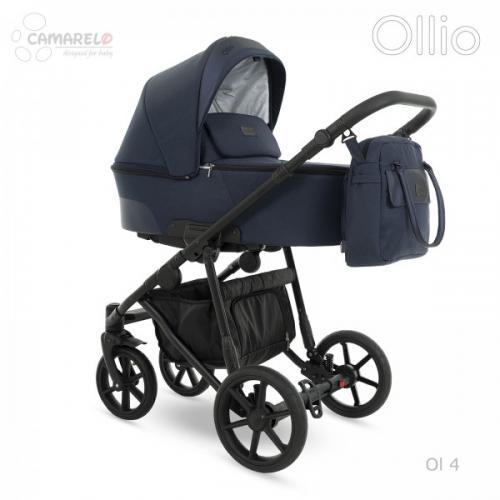 Carucior copii 2 in 1 Ollio Camarelo Ol-4 - Carucior bebe - Carucioare 2 in 1