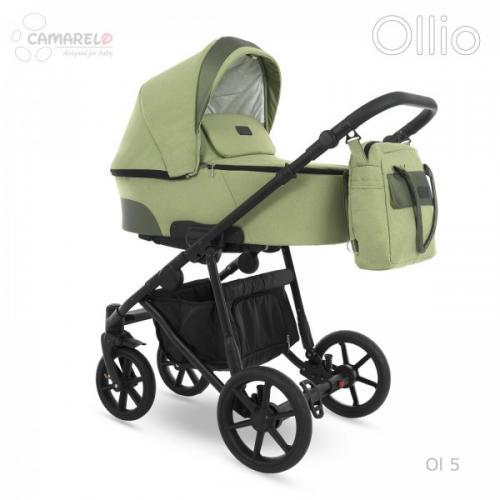 Carucior copii 2 in 1 Ollio Camarelo Ol-5 - Carucior bebe - Carucioare 2 in 1