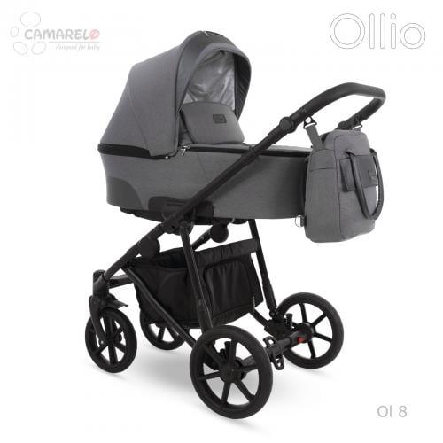 Carucior copii 2 in 1 Ollio Camarelo Ol-8 - Carucior bebe - Carucioare 2 in 1