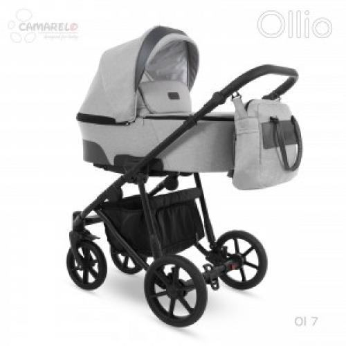 Carucior copii 3 in 1 Ollio Camarelo Ol-7 - Carucior bebe - Carucioare 3 in 1