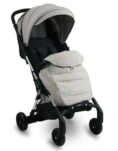 Carucior sport compact ibebe mini mi1 gri cu frana automata si led - Carucior bebe - Carucioare sport