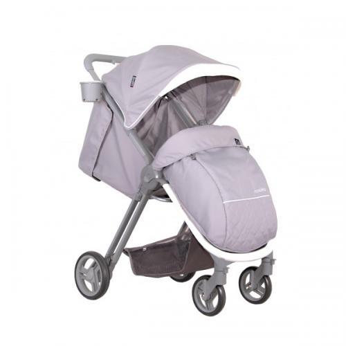 Carucior Sport Cosimo Grey Coletto - Carucior bebe - Carucioare sport