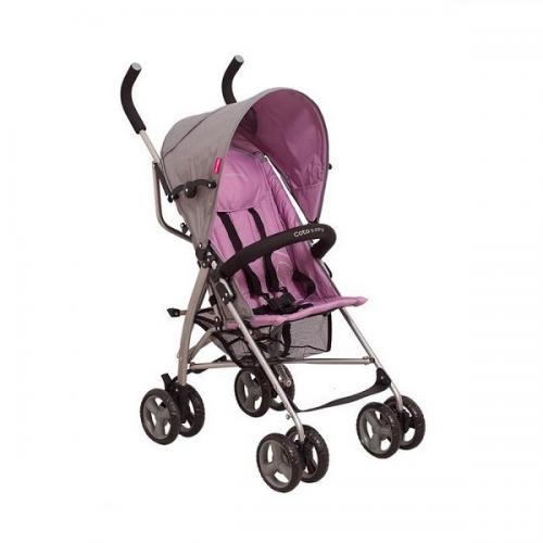 Carucior sport coto baby rhythm purple - Carucior bebe - Carucioare sport