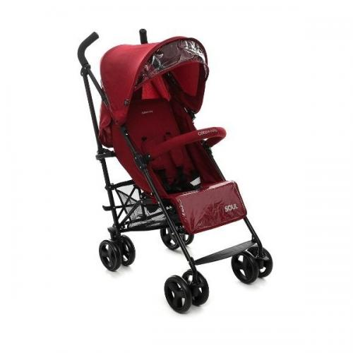 Carucior sport coto baby soul red - Carucior bebe - Carucioare sport