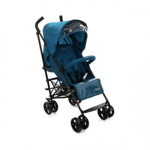 Carucior sport coto baby soul turquoise - Carucior bebe - Carucioare sport