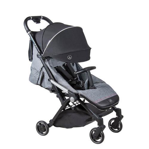 Carucior sport Lanza Grey Coletto - Carucior bebe - Carucioare sport