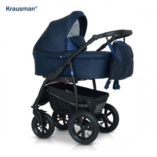 Carucior Trend Dark Blue Prestige - Carucior bebe - Carucioare 3 in 1
