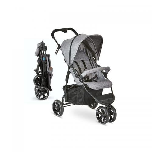 Carucior Treviso 3 Woven-graphite Circle ABC Design 2021 - Carucior bebe - Carucioare sport