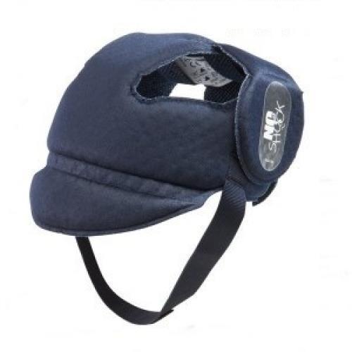 Casca protectie No Shock - OKBaby-807-bleumarin - Articole pentru mamici -
