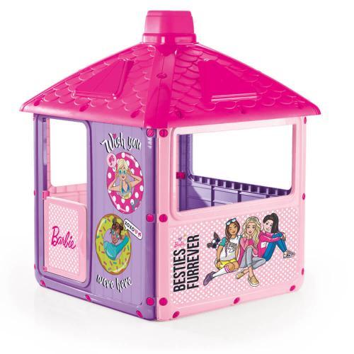 Casuta pentru copii - Barbie - Jucarii exterior - Complex de joaca