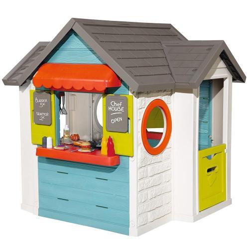 Casuta pentru copii Smoby Chef House - Jucarii exterior - Casuta copii