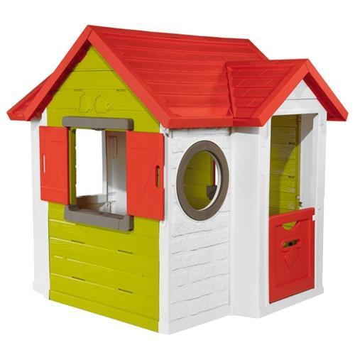 Casuta pentru copii Smoby My House Neo - Jucarii exterior - Casuta copii